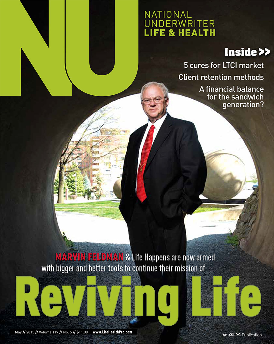 National Underwriter Cover
