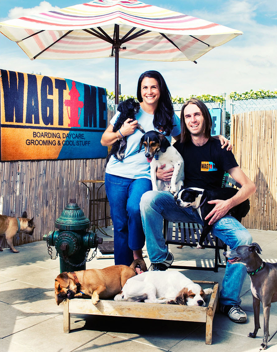 Wagtime Owners | CEO Portraits