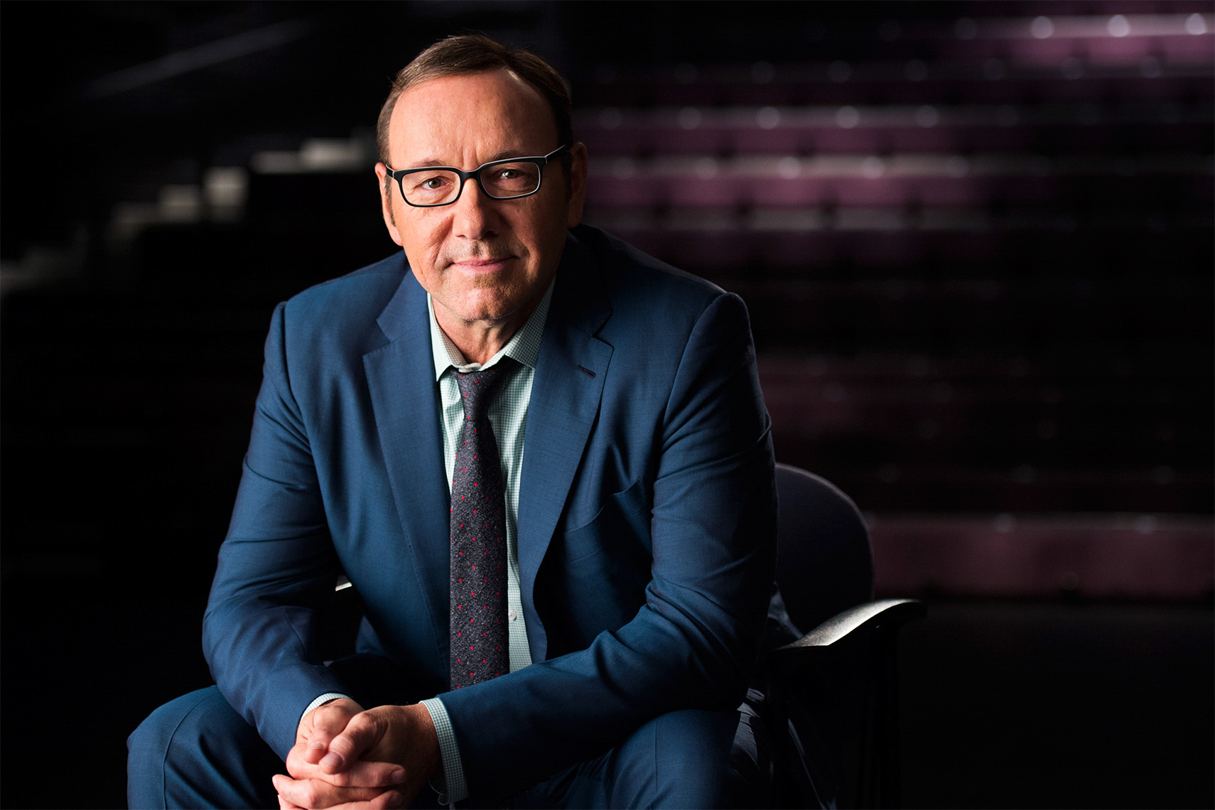 Editorial Photographer - Kevin Spacey |  DC Photography