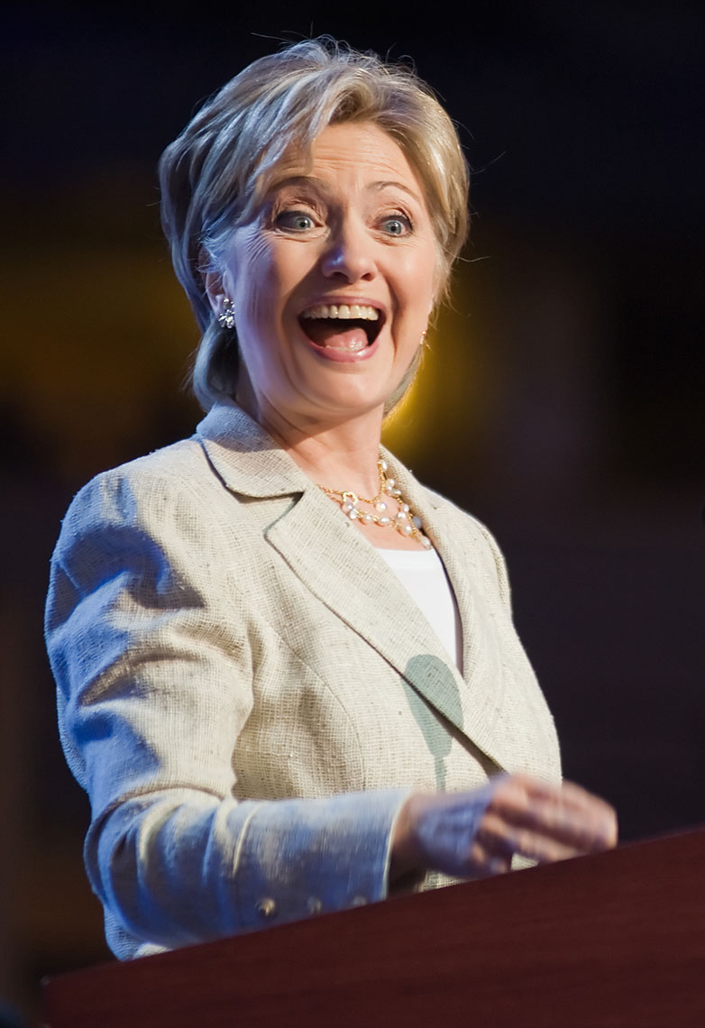 Hillary Clinton, 2008 Democratic Convention