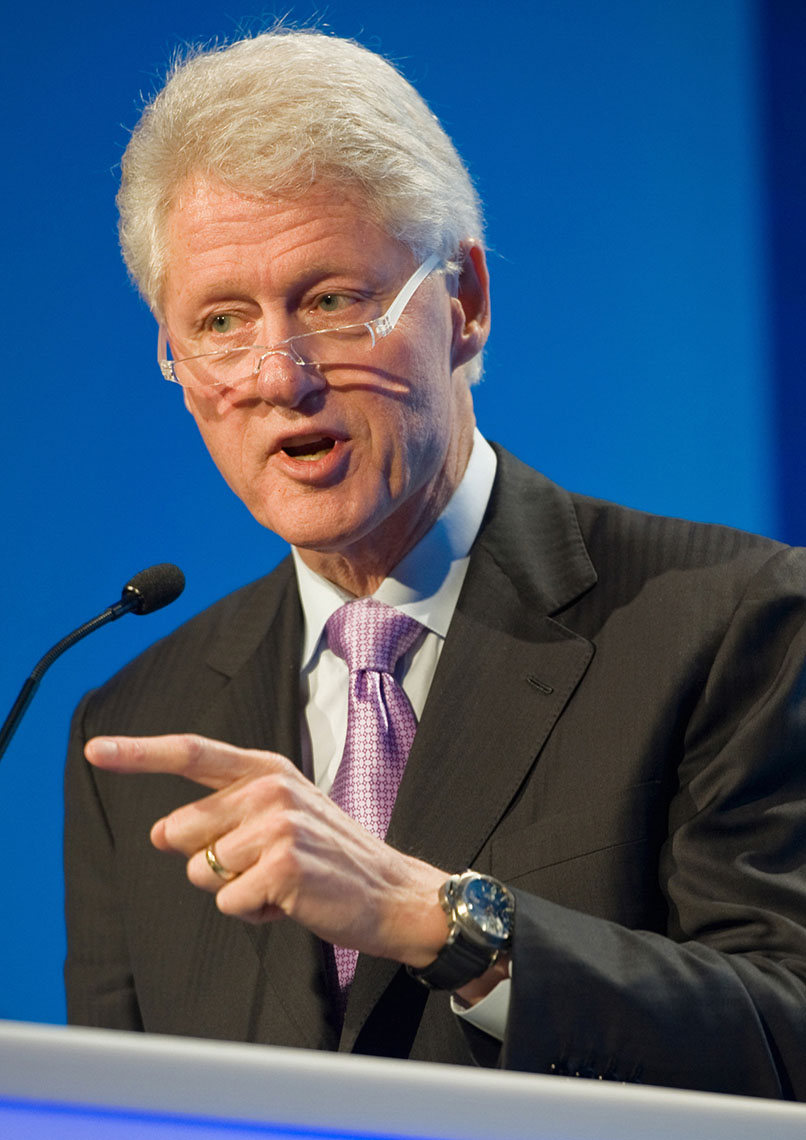 Bill Clinton, 2008 Democratic Convention