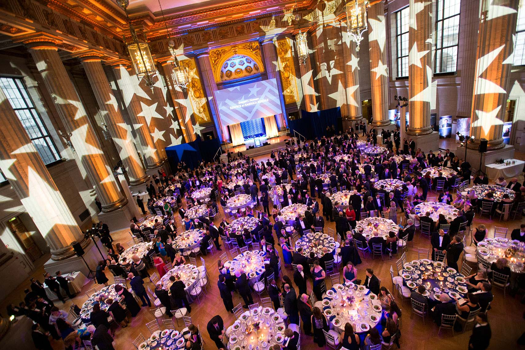 Sammies Gala 2017, in Washington DC