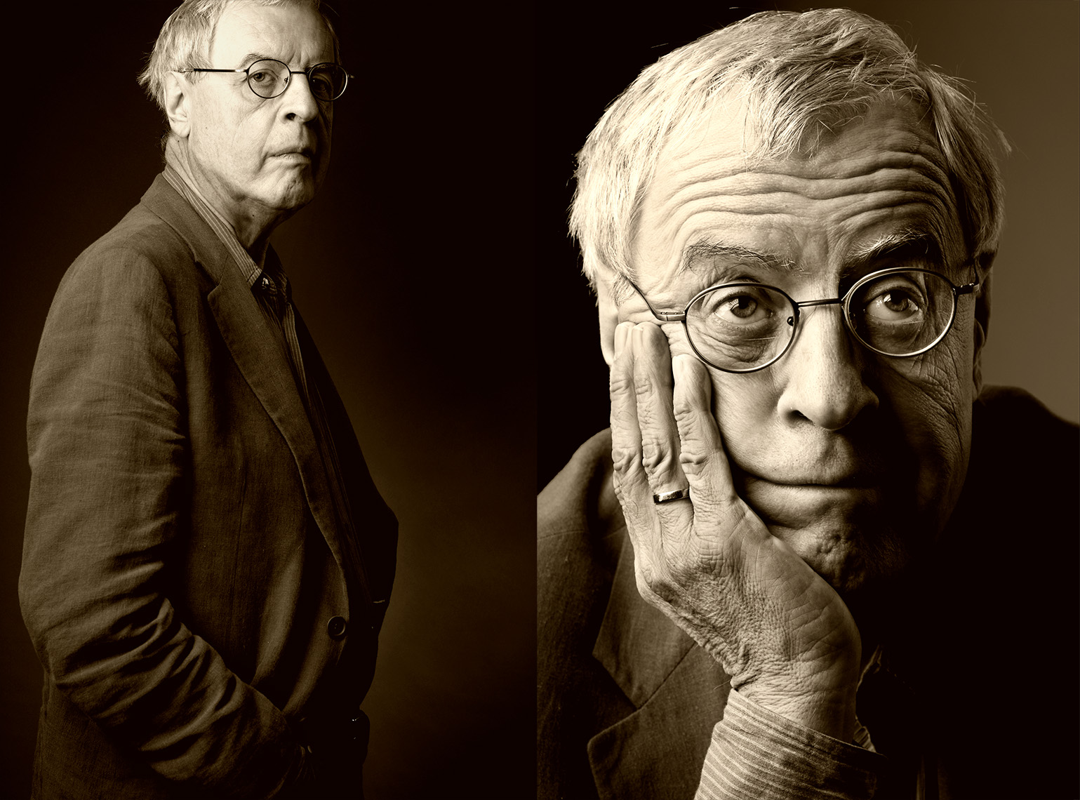 Poet Laureate Charles Simic