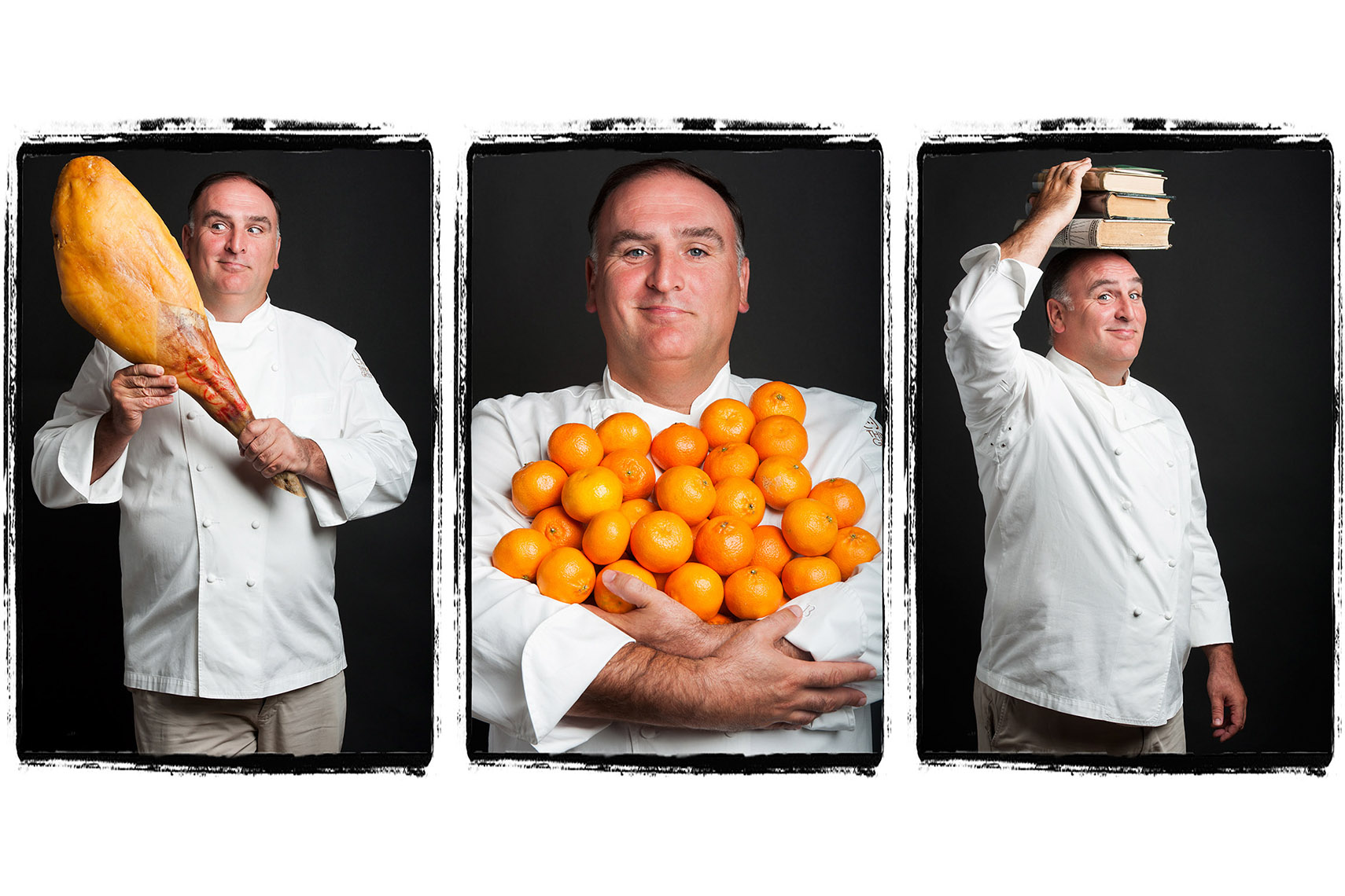 Chef Portrait of Jose Andres