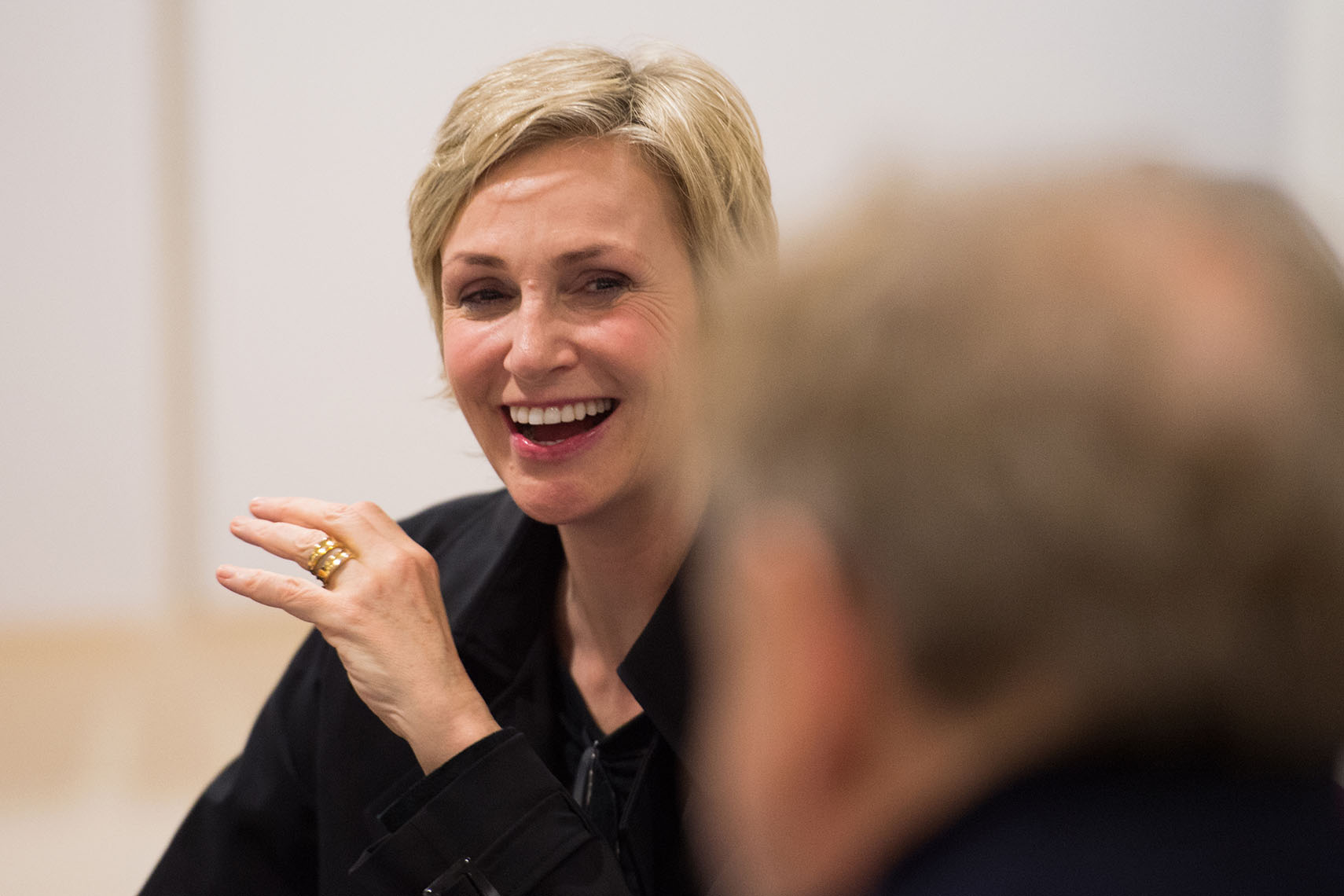 Jane Lynch | Washington Photographer Aaron Clamage